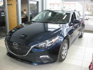Used 2015 Mazda MAZDA3 GX AUTOMATIQUE AC for sale in Trois-Rivières, QC