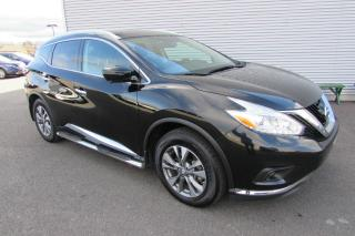 Used 2017 Nissan Murano SL 4 portes TI 2017,5 for sale in Montmagny, QC