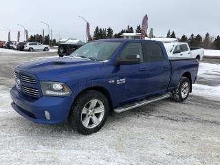 Used 2014 RAM 1500 Cabine multiplaces 4x4 Sport DEM A DISTA for sale in Jonquière, QC