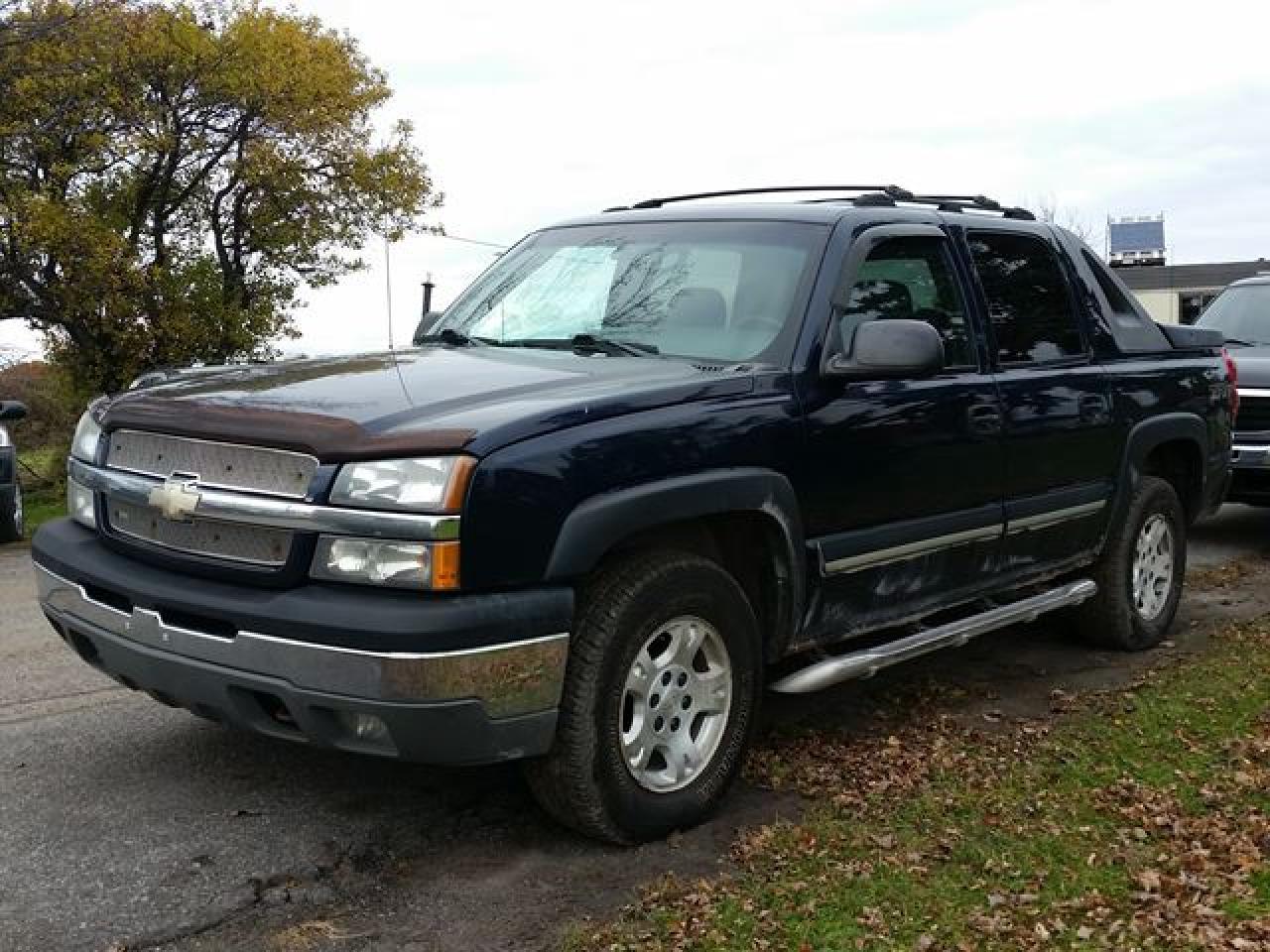 2004 Chevrolet Avalanche 4x4