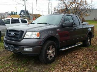 Used 2004 Ford F-150 FX4 - 4x4 for sale in Gloucester, ON
