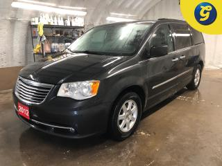 Used 2012 Chrysler Town & Country Touring * DVD * Power Mid Row/Rear Vents * Auto Start * Power Sliding Doors * Power Lift-Gate * U connect touchscreen * Phone connect * Heated front s for sale in Cambridge, ON