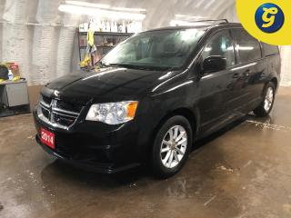 Used 2014 Dodge Grand Caravan SXT * DVD * Power Mid-Row w/Rear Vents * Keyless entry * Tri-Zone Climate control/Rear Air * Reverse camera  * Stow and go * U connect touchscreen * P for sale in Cambridge, ON