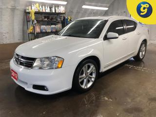 Used 2012 Dodge Avenger SXT * Sunroof * Hands free steering wheel * Voice recognition * Phone connect * Heated front seats/mirrors * Keyless entry * Climate control * Cruise for sale in Cambridge, ON