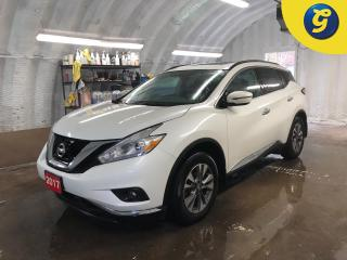 Used 2017 Nissan Murano SV * AWD *  Panoramic sunroof * Navigation * Remote start * Nissan connect * Back up camera *  Heated front seats/steering wheel * Hands free steering for sale in Cambridge, ON
