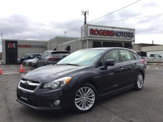 Used 2013 Subaru Impreza - AWD - HATCH - NAVI - LEATHER - SUNROOF for sale in Oakville, ON