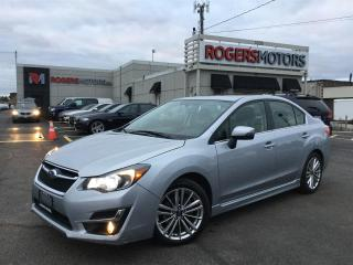 Used 2015 Subaru Impreza AWD - NAVI - LEATHER - SUNROOF for sale in Oakville, ON