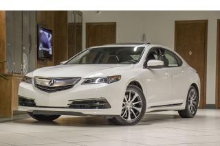 Used 2017 Acura TLX for sale in Montréal, QC