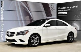 Used 2016 Mercedes-Benz CLA250 Awd Coupe Premium for sale in Laval, QC
