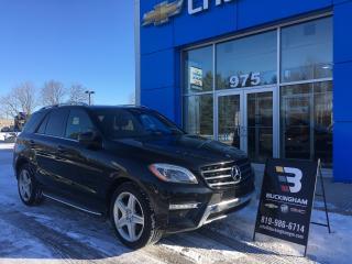 Used 2014 Mercedes-Benz ML 350 Ml Bluetec Awd for sale in Gatineau, QC