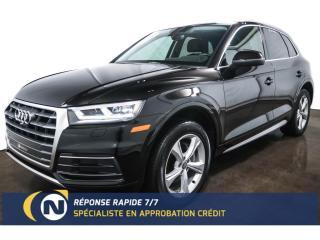 Used 2018 Audi Q5 2.0t Progressiv Awd for sale in St-Jean-Sur-Richelieu, QC