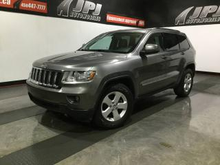 Used 2013 Jeep Grand Cherokee 4 RM 4 portes Laredo for sale in Carignan, QC