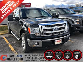 Used 2014 Ford F-150 Ford F-150 XLT 2014, Caméra de recul, bl for sale in Gatineau, QC
