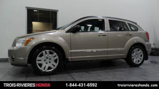 Used 2010 Dodge Caliber SXT for sale in Trois-Rivières, QC