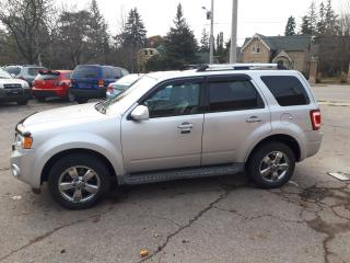 Used 2010 Ford Escape Limited for sale in Guelph, ON