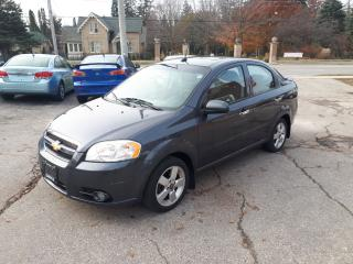 Used 2011 Chevrolet Aveo LT for sale in Guelph, ON