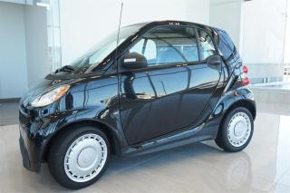 Used 2015 Smart fortwo Pure Cp for sale in Trois-Rivières, QC