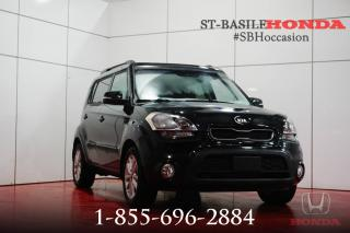 Used 2013 Kia Soul 2.0L 2U + A/C + MAGS + CRUISE + AUBAINE for sale in St-Basile-le-Grand, QC