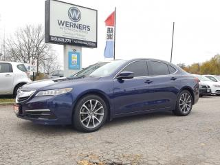 Used 2015 Acura TLX SH-AWD | TECH for sale in Cambridge, ON