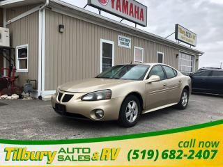 Used 2005 Pontiac Grand Prix *Dependable & Reliable Vehicle* for sale in Tilbury, ON