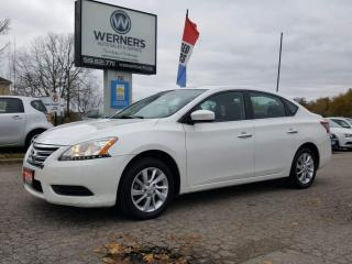 Used 2014 Nissan Sentra LUXURY for sale in Cambridge, ON