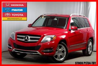 Used 2014 Mercedes-Benz GLK-Class Glk250 / Diesel for sale in Drummondville, QC
