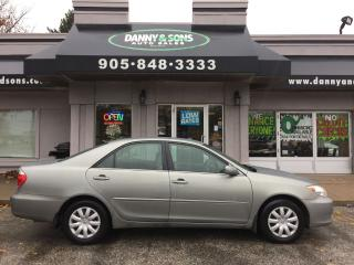 Used 2006 Toyota Camry LE for sale in Mississauga, ON