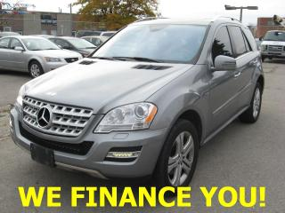 Used 2011 Mercedes-Benz ML-Class ML 350 BlueTEC for sale in Toronto, ON