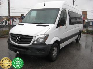 Used 2015 Mercedes-Benz Sprinter for sale in Toronto, ON
