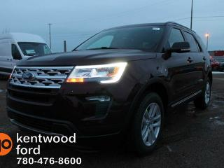 New 2019 Ford Explorer XLT, 4WD, 201a pkg, 2.3L I4 coboost, NAV, Heated Front cloth seats, FordPass Conect, Text to start remote, Reverse Camera for sale in Edmonton, AB