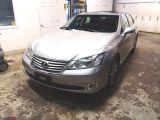 Photo of Silver 2011 Lexus ES 350
