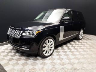 Used 2013 Land Rover Range Rover HSE for sale in Edmonton, AB