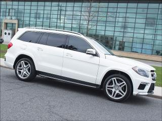 Used 2014 Mercedes-Benz GL350 |AMG|NAVI|DUAL DVD|360 CAMERA|RUNNING BOARDS for sale in Toronto, ON