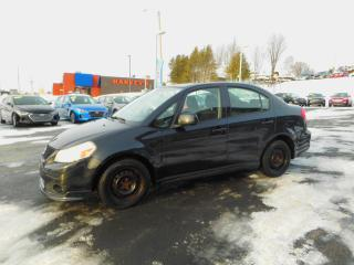 Used 2008 Suzuki SX4 4dr Sdn Sport Auto for sale in St-Georges, QC
