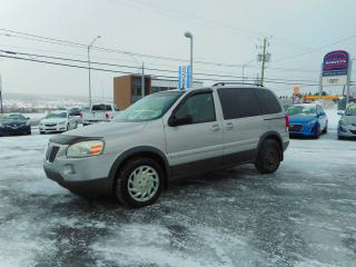 Used 2005 Pontiac Montana MOINS DE 1500$...WOW!!! for sale in St-Georges, QC