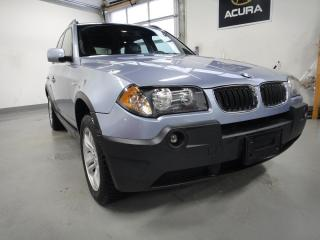 Used 2005 BMW X3 LOW KM,NAVI,MUST SEE for sale in North York, ON