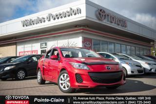 Used 2012 Mazda MAZDA3 Gx 5 Vit. A/c for sale in Pointe-Claire, QC