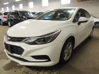 Used 2018 Chevrolet Cruze BACK UP CAMERA, SUNROOF for sale in Mississauga, ON