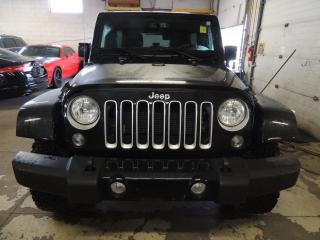 Used 2016 Jeep Wrangler Unlimited Sahara, NAVI, LEATHER, HEATED SEATS for sale in Mississauga, ON