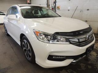 Used 2016 Honda Accord EX-L, HONDA SENSING, BACK UP CAMERA for sale in Mississauga, ON