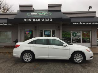Used 2013 Chrysler 200 LX for sale in Mississauga, ON