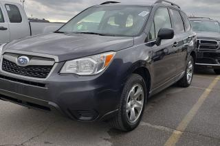 Used 2016 Subaru Forester CERTIFIED,2 Years Warranty for sale in Mississauga, ON