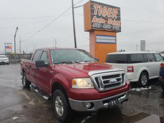 Used 2008 Ford F-150 XLT**4X4**CREW CAB**AS IS SPECIAL for sale in London, ON