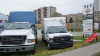 Used 2013 Ford E450 cub van  hi roof rear door for sale in North York, ON