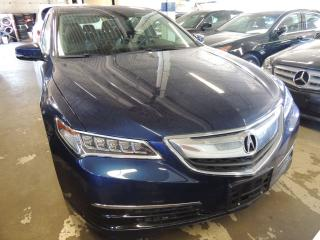 Used 2015 Acura TLX DRIVE ASSIST, NAVI, BACK UP CAMERA for sale in Mississauga, ON