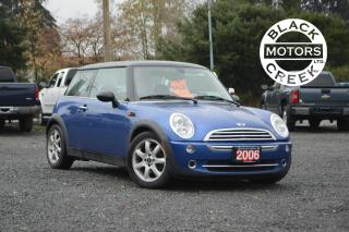Used 2006 MINI Cooper Classic for sale in Black Creek, BC