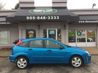Used 2007 Ford Focus SES for sale in Mississauga, ON