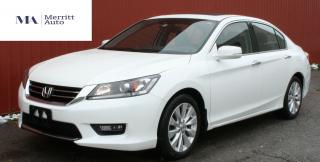 Used 2014 Honda Accord EX-Lwith Leather, Backup Camera &  Sunroof for sale in London, ON