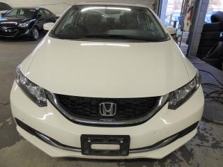 Used 2014 Honda Civic EX, BACK UP CAMERA, SUNROOF, ALLOYS for sale in Mississauga, ON