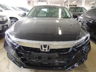 Used 2018 Honda Accord HEADS UP DISPLAY, ADAPTIVE CRUISE, LANE ASSIST for sale in Mississauga, ON